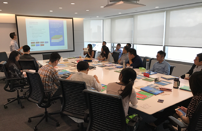 Flowcrete Hong Kong Lunch & Learn Seminars