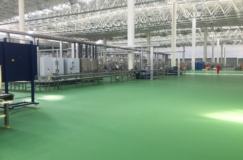 20,000 m2 of Flowfresh MF for China's Oldest Wine Producer's Newest Venture