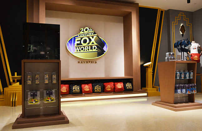 Fox World Studio Store