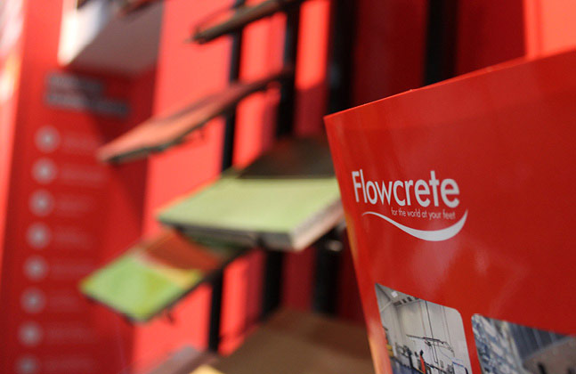 Take a look at Flowcrete Asia'a Commercial and Industrial Flooring Solutions at Philconstruct