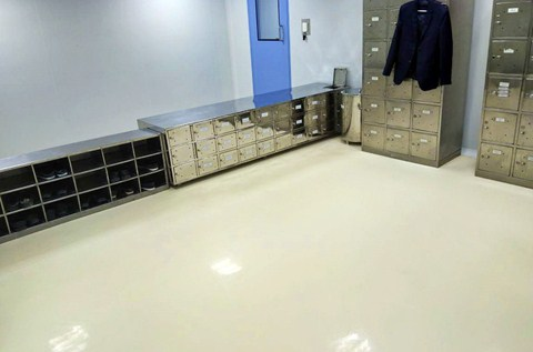 Flowcrete Asia's Flowshield SL Protects at Beximco Pharmaceutical Ltd