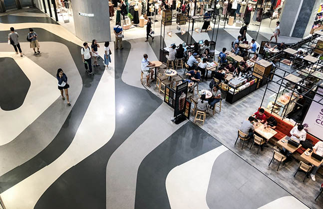 Saving Space in Singapore with Future-proof Flooring