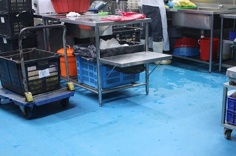 Fresh Flooring is the Catch of the Day at Seafood Market Place