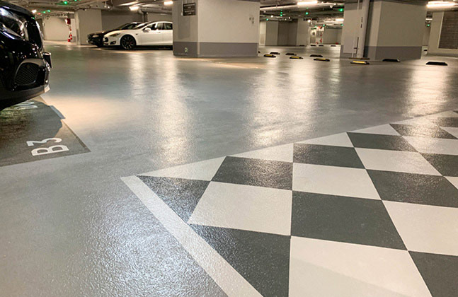 Flowcrete Hong Kong's flooring expertise and experience in similar environments made it the ideal partner for the project.