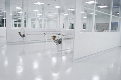 Flowcrete Tackles Multiple Flooring Challenges for Sanofi