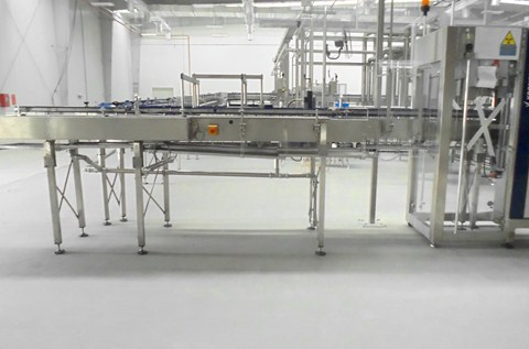 AB Inbev Builds First Southeast Asian Brewery on Flowcrete Floors