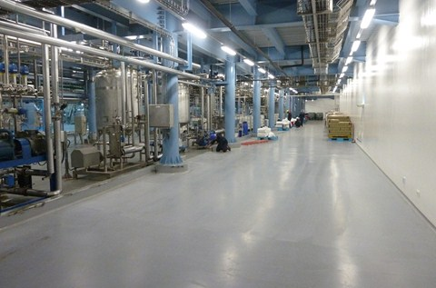 Flowfresh Delivers Smooth Surface For Unilever