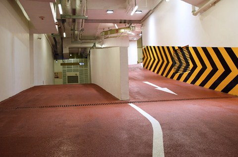 High Performance Deck Coating for New Lee Tung Street Car Park