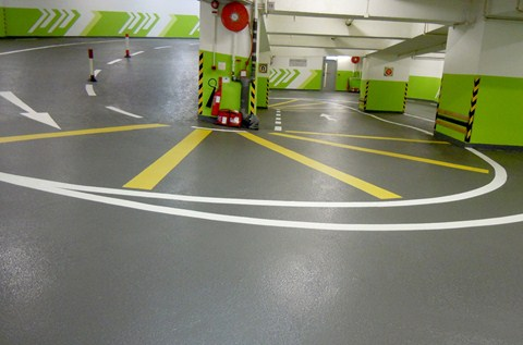 Flowcrete's Deckshield Aids Environmental Design of KCC