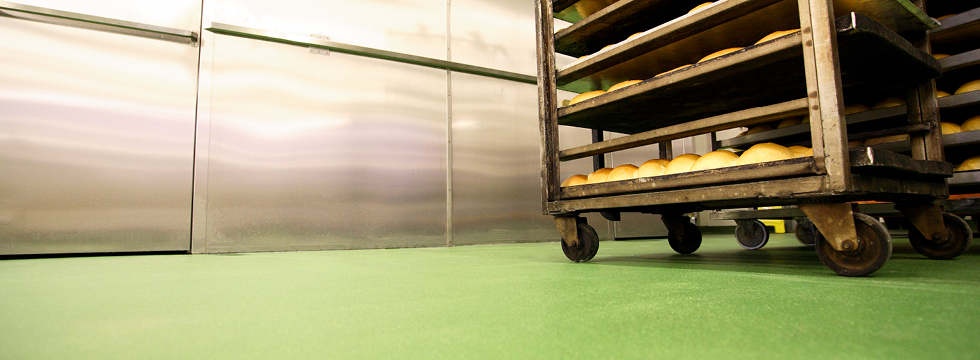 Temperature Resistant Floor Systems Flowcrete Asia