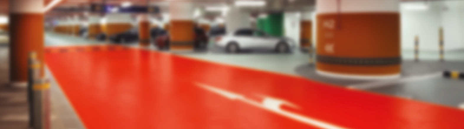 Car Park Coatings that Protect  Down to the Lowest Basement Decks