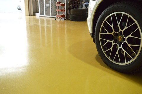 RPD Fixes High Performance Cars on a High Performance Floor