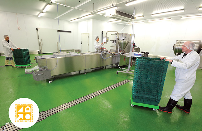 Find Flooring Fit for Food Factories at ProPak Asia 2017
